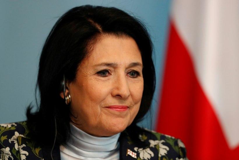 Gruusia riigipea Zurabišvili: oleme kinni nõukogulikus mõtteviisis