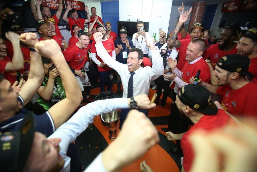 Vallandamine pole lahendus: CSKA joovastava võidu saladus oli vankumatu usaldus