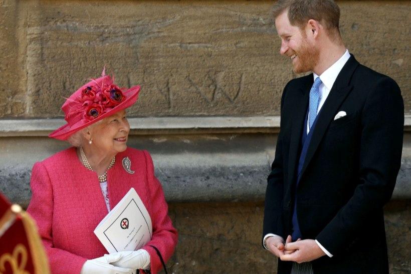 KUNINGLIK PULM: Lady Gabriella naitus Pippa Middletoni eksiga