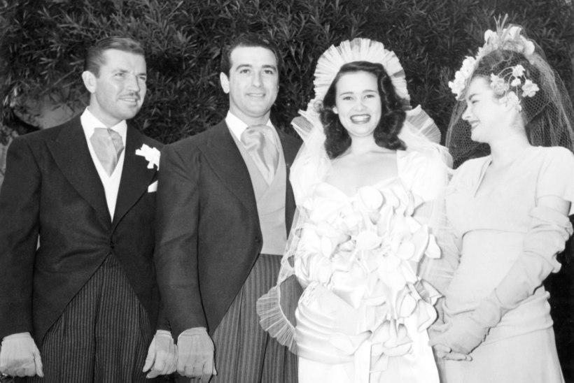 TOP 6 | Ameerika kõige rikkamate perekondade kõige uhkemad pulmakleidid läbi aegade