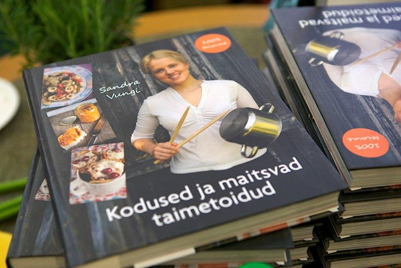 Toidukirjanik Sandra Vungi loobus veganlusest: pühendasin sellele 10 aastat, aga tervis ei lubanud jätkata