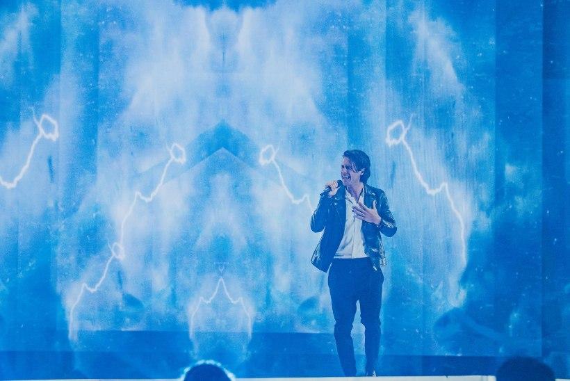 """TELETOP   Eurovision lükkas """"Pealtnägija"""" troonilt, kuid ETV on endiselt vaadatuim kanalites"""