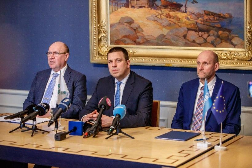 Valitsus ei jõudnudeelarvestrateegia osas kokkuleppele