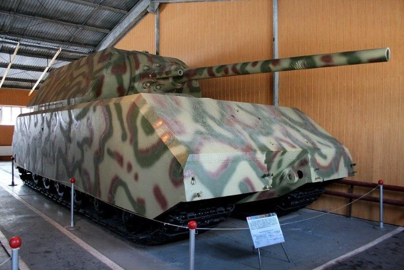 VIDEO | Vaata, kui võimsad on suurimad tankid läbi aegade