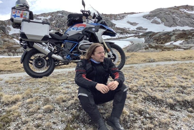 Terminaatori mehed Jaagup ja Roland käisid Norras motomatkal: sellistel reisidel õpid sõpra tundma uuest küljest