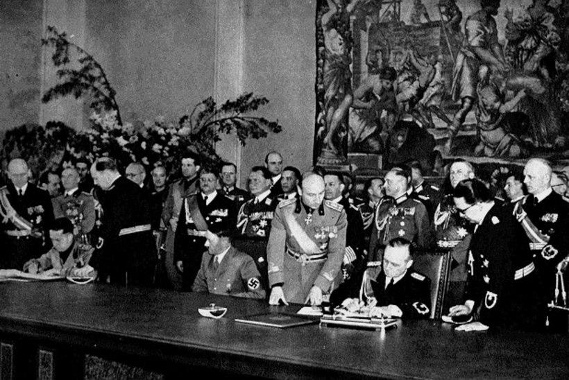 MINEVIKUHETK | 22. mai: Itaalia ja Saksamaa sõlmisid Teraspakti