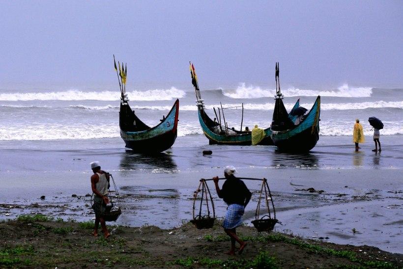 Bangladesh lõi kalade kaitseks 65päevase püügikeelu