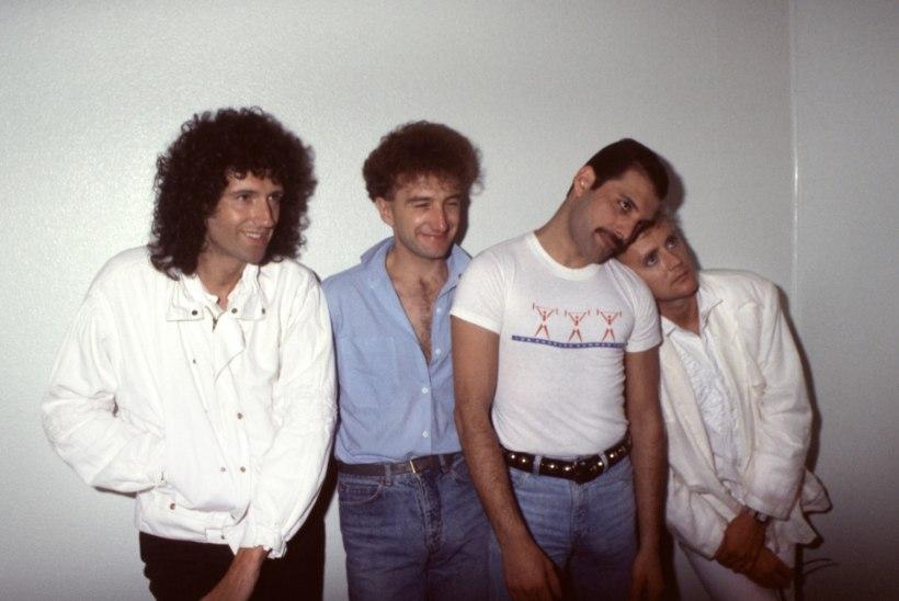 Queeni kitarrist Brian May: arvasin, et pärast Freddie Mercury surma on kõik läbi