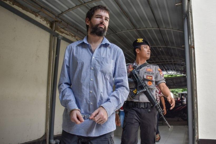 Indoneesia kohus mõistis prantslasest narkomuula surma mahalaskmise läbi