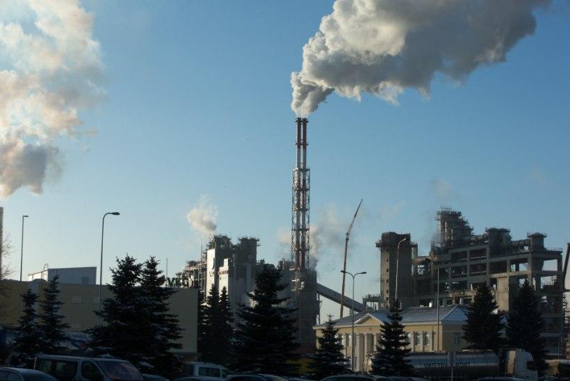 PÄRAST PIKKA PAUSI: taas hakatakse uurima põlevkivitööstuse saasteainete mõju inimestele
