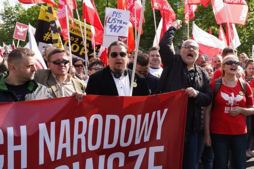 """""""Hitleri postuumne võit!"""" Poolakate keerulisest suhtest holokaustiga sai üks nende eurovalimiste põhiteemasid"""