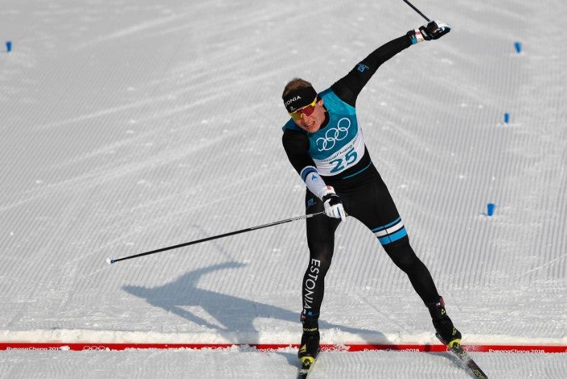 Dopingupatune Tammjärv jagas noorsportlastega oma õppetunde