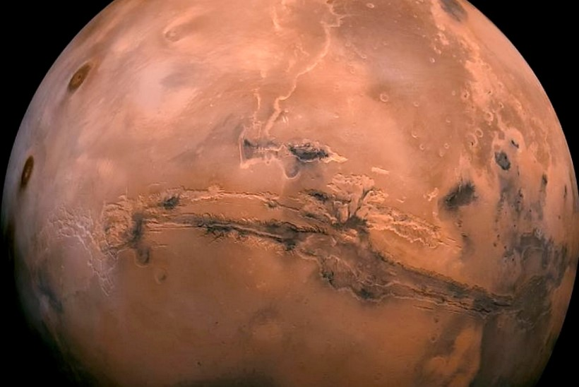 USA kosmoseagentuur NASA kutsub inimesi oma nime Marsile saatma