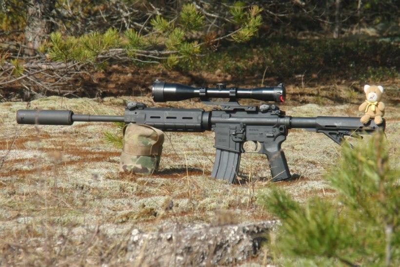 Piisavalt täpsed relvad mõistliku hinnaga