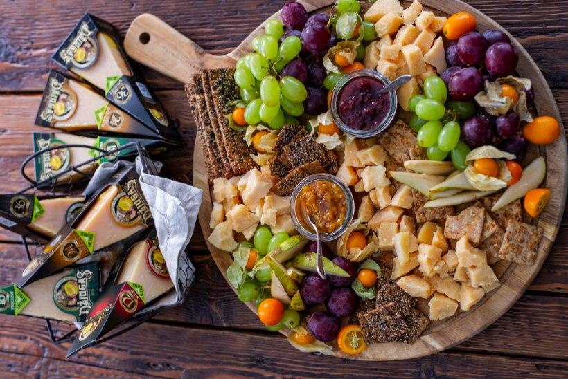 VIDEORETSEPT | Rikkalik juustuvaagen puuviljadega