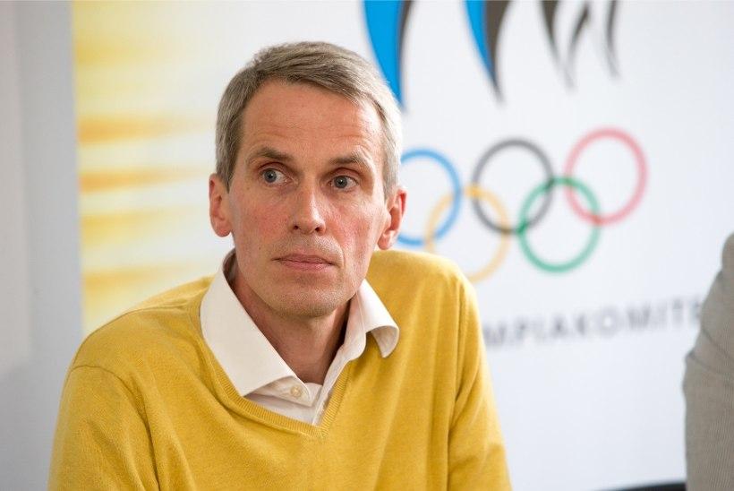 Kristjan Port vahetab Mati Alaveri välja, Veerpalu pole enam EOK liige