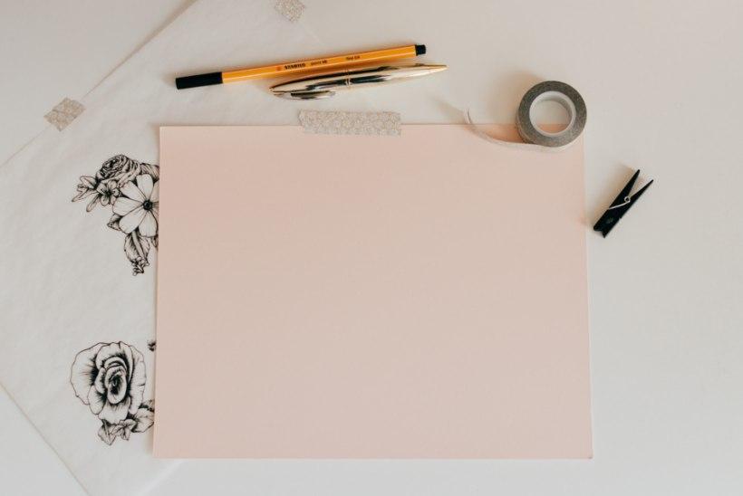 Uuri lähemalt, kuidas ise kodus paberit valmistada!