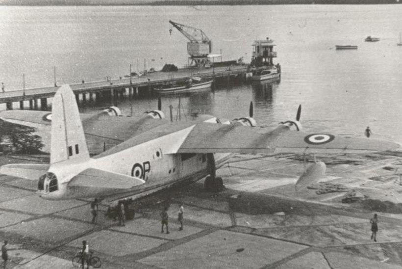 Sunderlandi paatlennuk – Hitleri allveelaevade õudusunenägu