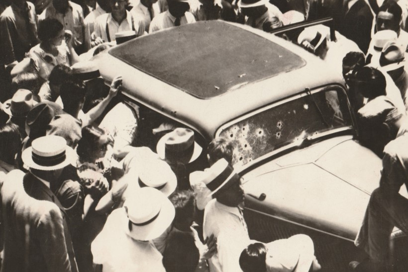 MINEVIKUHETK | 23. mai: Texase politseinikud tapsid Bonnie ja Clyde'i