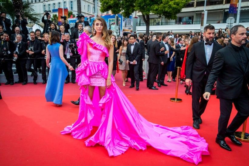 GALERII | ÕL CANNES'IS: punasel vaibal nägi eriti stiilseid ja puhevil kleite