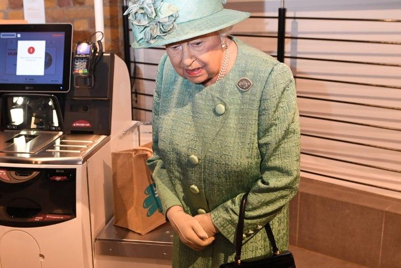 GALERII | KAS TÕESTI PETTA EI SAA? Kuninganna Elizabeth õppis tundma selvekassat