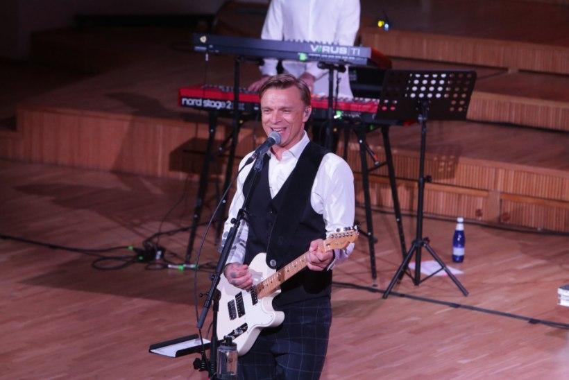 GALERII | Tanel Padar tähistas 20. aastat laval suurejoonelise kontserdiga