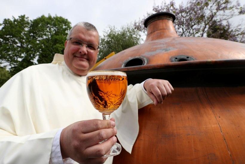 KADUNUD RETSEPT: Belgia mungad taaselustasid 12. sajandist pärineva õlle