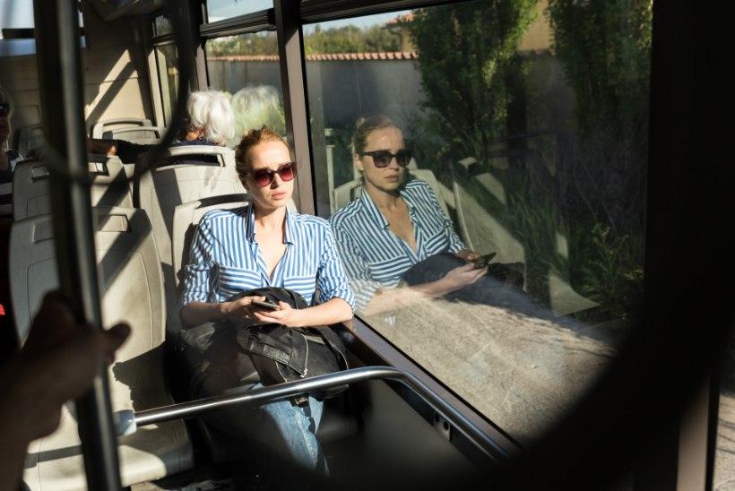 Võitlus bussis: kas aken peab olema lahti või kinni?