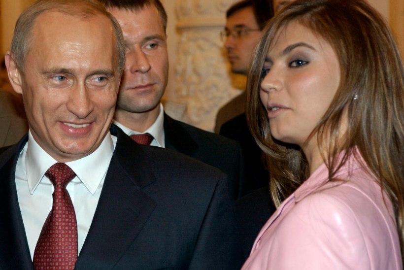 KUUM KUULUJUTT EI VAIBU: kas Alina Kabajeva on sünnitanud Vladimir Putinile juba viis last?
