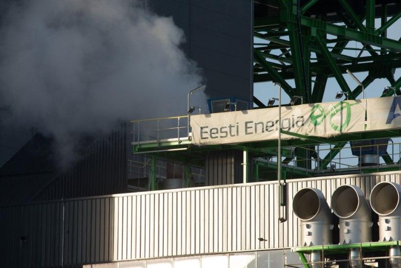 Eesti Energia õlitehase töötaja suri raske tööõnnetuse tagajärjel
