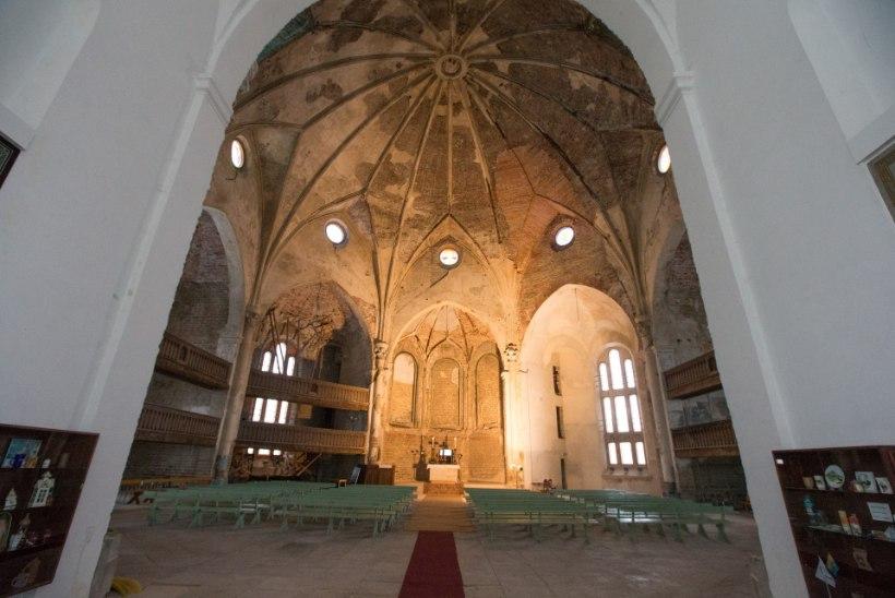 Päästeamet keelas Narva Aleksandri kirikus kontserte korraldada
