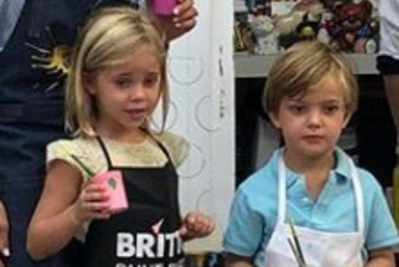 Printsess Madeleine jagas vahvat klõpsu oma lastest