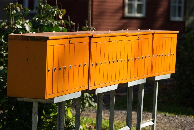 """Omniva lubab: """"Eesti Post toob lehed ja kirjad endiselt inimeste postkastidesse."""""""
