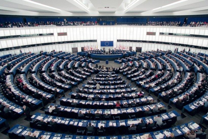 Euroopa Parlamenti on kuulunud igasuguseid tegelinskeid