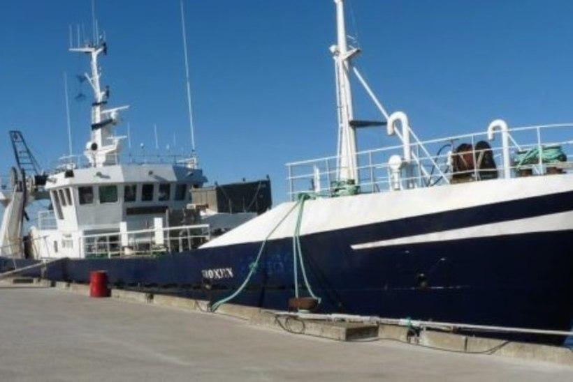Venemaa esitas kursilt kõrvale seilanud Eesti laevakaptenile süüdistuse