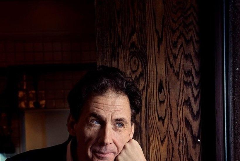 David Lagercrantz: Millenniumi sarja olen kirjutanud hirmu ja kirega