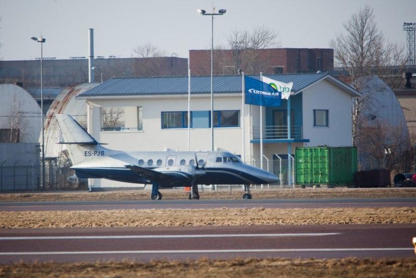 LIIGA KÕRGED NÕUDMISED? Maanteeametil tuleb teha Saaremaa lennukihankega raske otsus