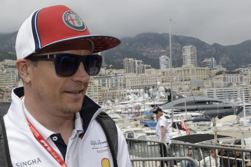 LÕBUS VIDEO | Tusane Räikkönen unustas konkureeriva tiimi nime