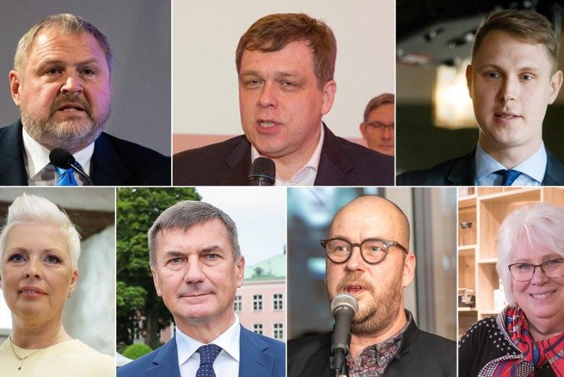 PIHITOOL | Eurovalimiste esinumbrid avaldavad:millise poliitilise kursi võtab Euroopa ja kus võiks asuda selle pealinn