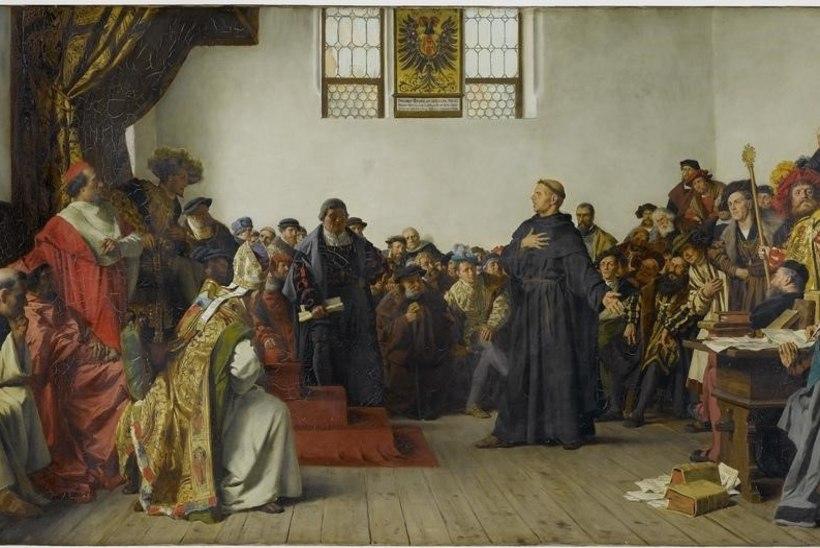 MINEVIKUHETK   25. mai: Wormsi edikt kuulutas Martin Lutheri ketseriks