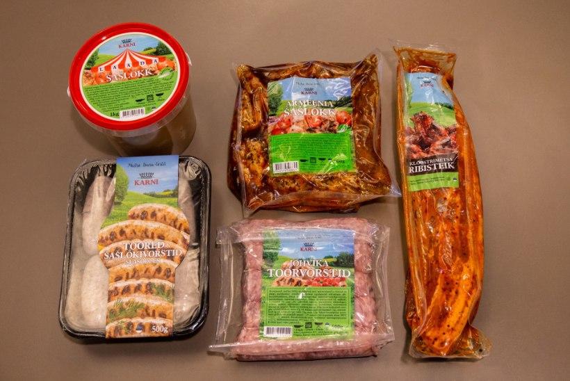 KATSE | Milline liha või vorstikesed valida grillipeole?