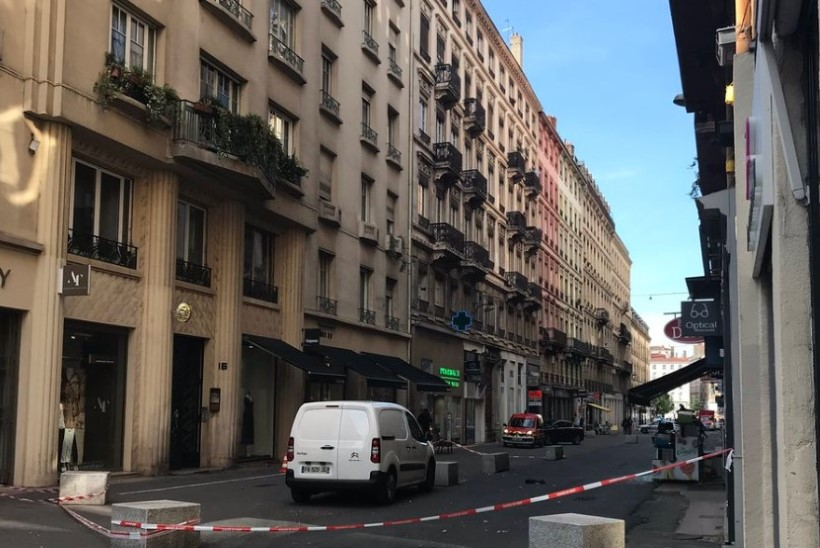Prantsusmaal Lyonis toimunud plahvatuses sai 13 inimest kergelt viga