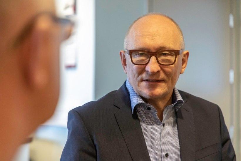 LÄBIPAISTMATU JUHTIMINE: endine rektor kritiseerib tehnikaülikooli TalTech-iks muutnud Jaak Aaviksood