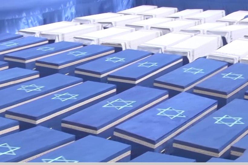 VIDEO | Valgevene mattis holokaustiohvreid