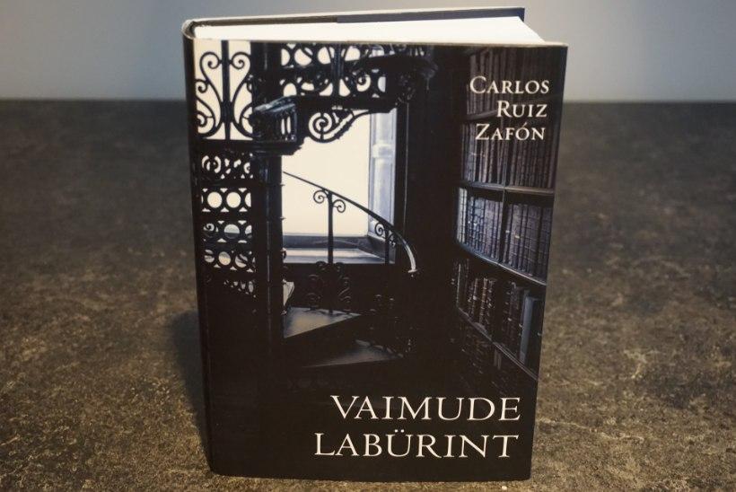 ARVUSTUS | Zafón Unustatud Raamatute Surnuaias: väärt lood on juba minema tassitud
