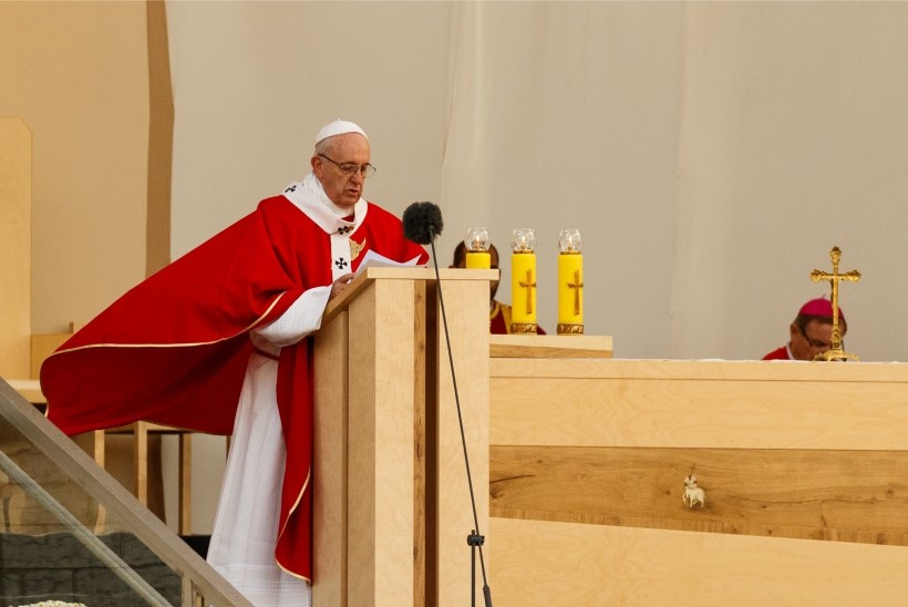 Paavst: abort on nagu palgamõrv