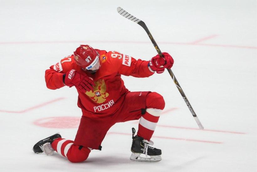 Venemaa hokitähed said MMilt lohutuseks pronksmedalid, matš oli ülimalt pingeline