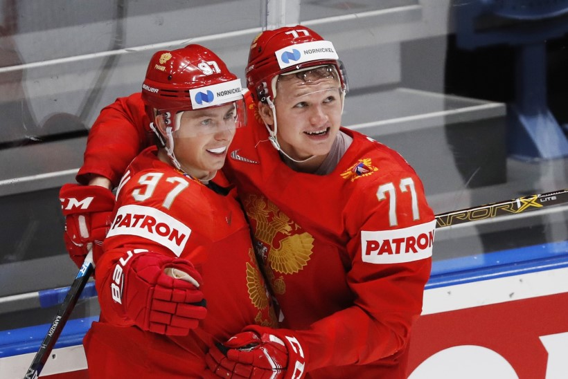 HAPUD VIINAMARJAD? Venemaa hokikrahhi liikmed: Soome oli kehv, nad võitsid tänu õnnele