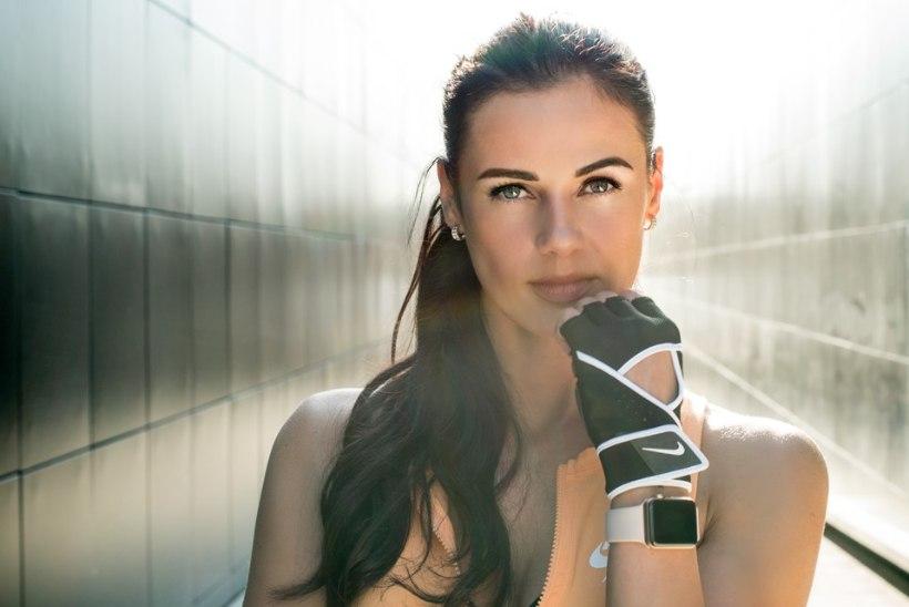Fit model Mailys Luigend: naine peab saama teha seda, mis teda õnnelikuks teeb