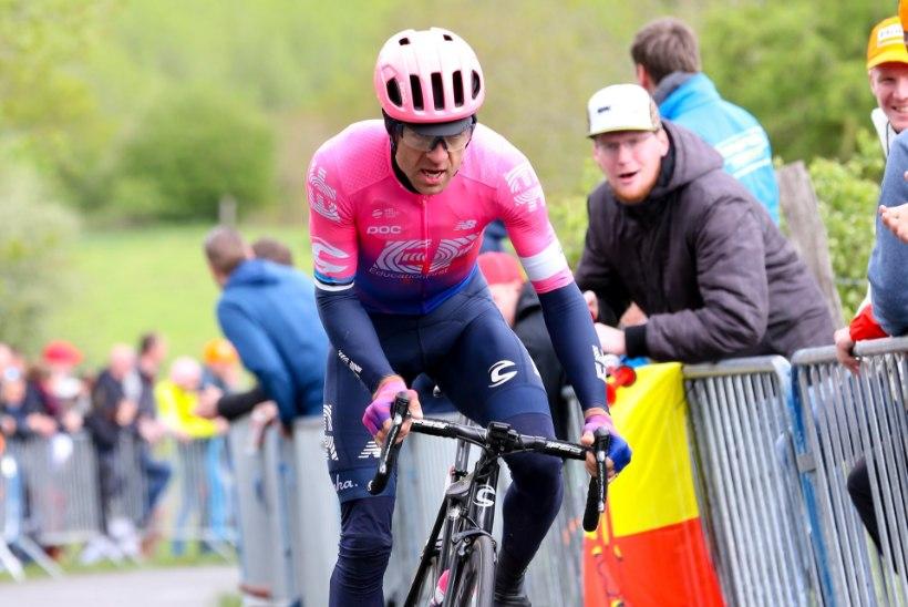 KAHJU! Tanel Kangerti võimalused Giro d'Italia kõrgele üldkohale kadusid lõplikult